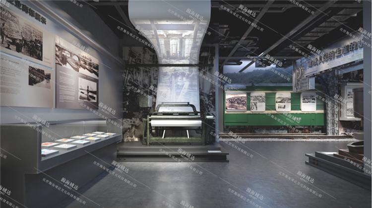 重庆工业博物馆设计施工项目